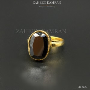Agate Golden Ring!