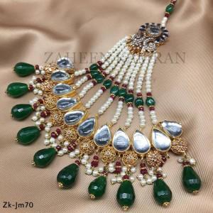 Emerald Sheesh Jhoomer!