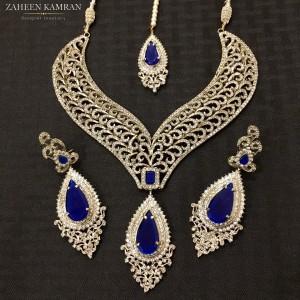 Silver Sapphire Beauty!