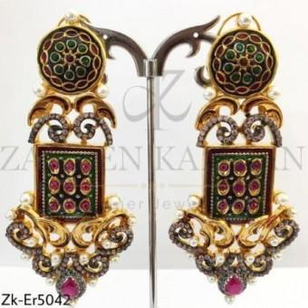 Mughalai Earrings