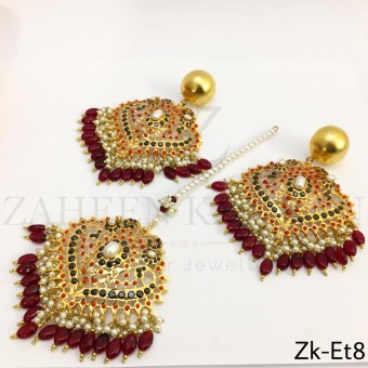 Ari Earrings tikka