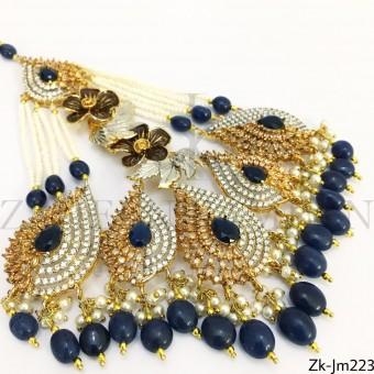 Change sapphire jhumar