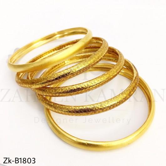 Thin bangles set
