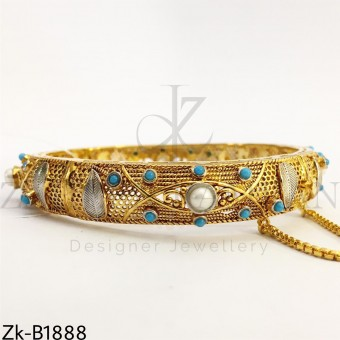 Feroza cutwork bangle
