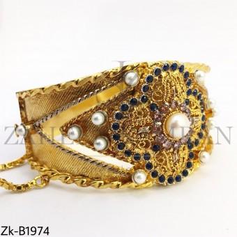 Egyptian cuff bangle