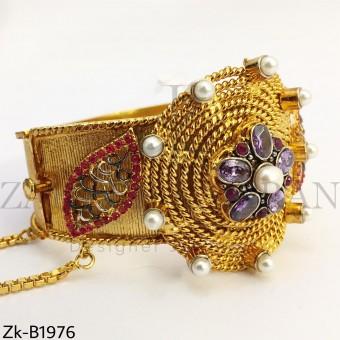 Egyptian circular cuff