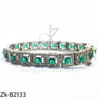 Zirconian bracelet
