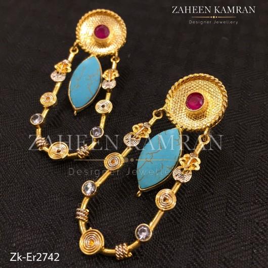 Feroza Statement Earrings!