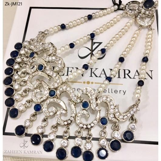 Sapphire Zircons Jhoomer