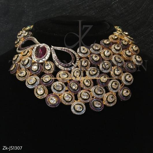 Superior Zirconia Necklace