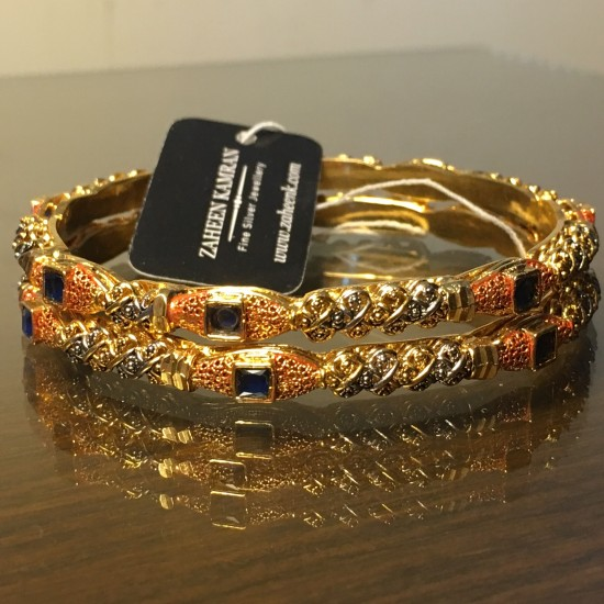 view specifications gold proddetail blue bangles details sapphire of