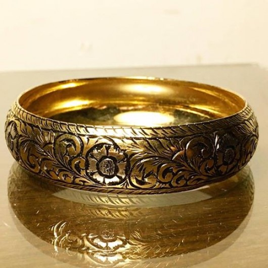 Mughal Stamp Bangle!