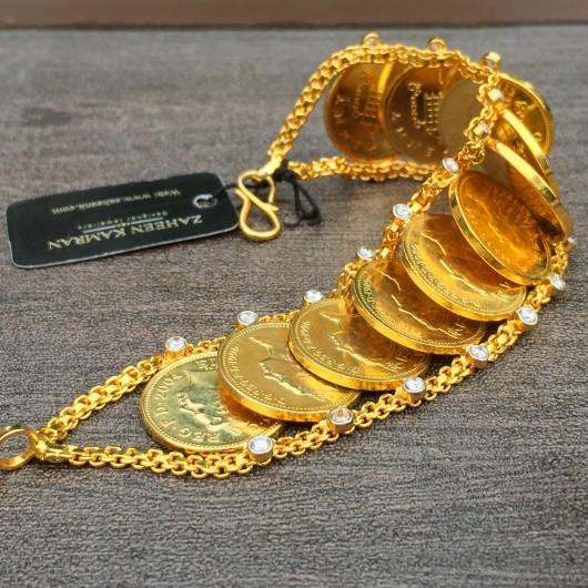 Coin Bracelet!
