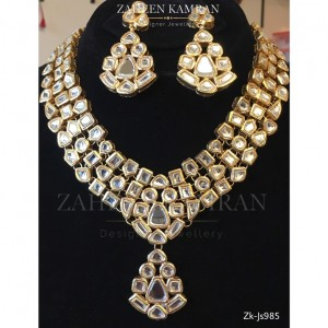 Kundan Loving Necklace Set!