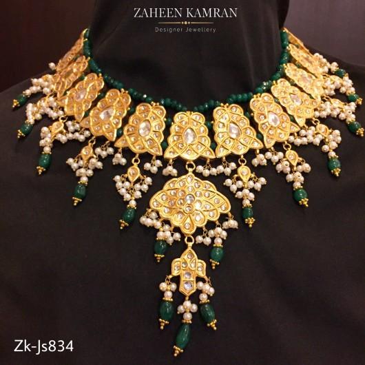 Kundan Necklace!