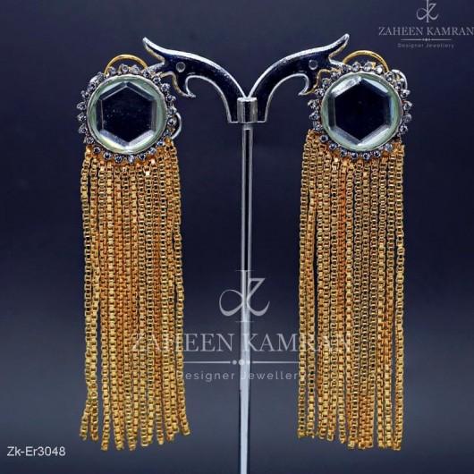 Artfully Chains Danglers