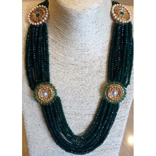 Emerald Mala!