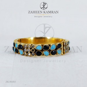 Kundan Multi Bangle