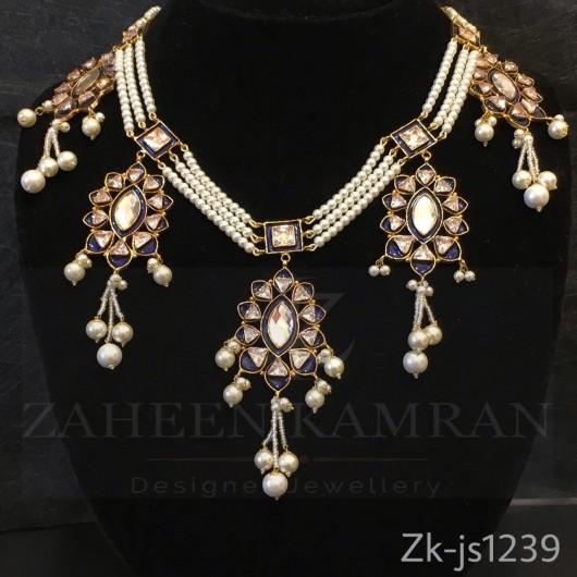 Exceptional Meena Rani Necklace