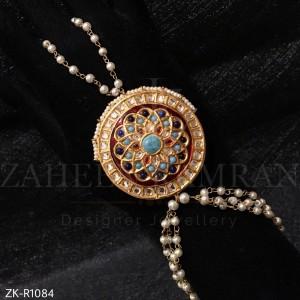 Feroza Zircon Hand Chain