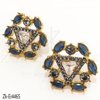 Triangular Designed Earrings