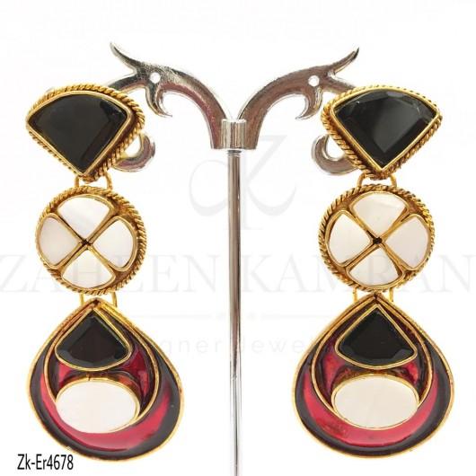 3 Step Stunning Earrings