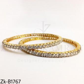 Zirconian bangles