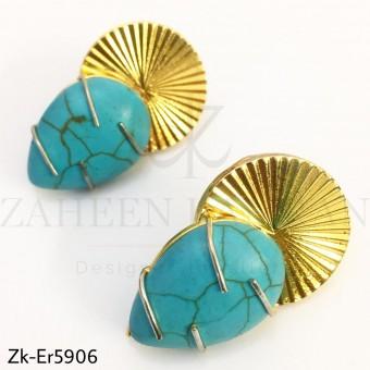Egyptian Turquoise Studs!