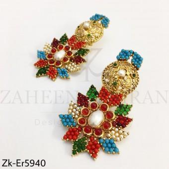 Noratan earrings