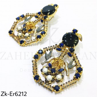 Nature inspired earrings