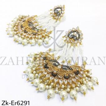 Jhumar earrings