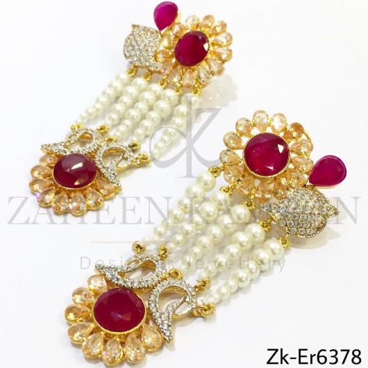 2 way earrings