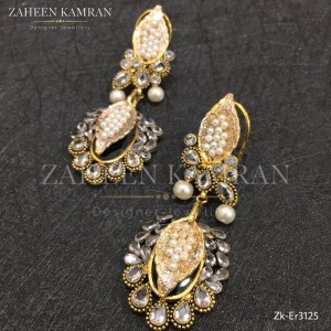 Nest Zircons Danglers