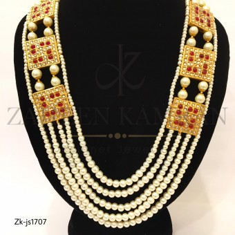 5 Layer Stunning Necklace set