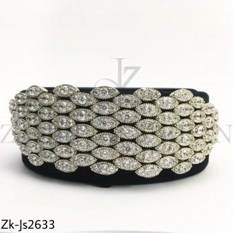 Diamond style Zirconian set