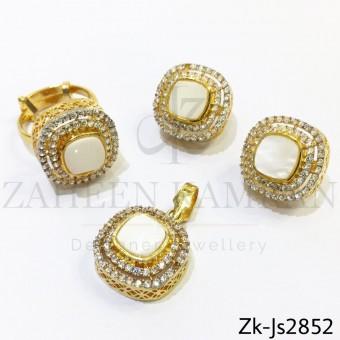 Opal zirconian set