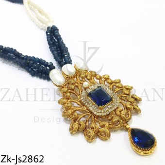 Sapphire textured set