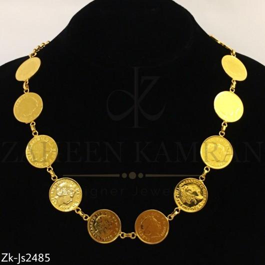 Century coin mala set