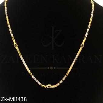 Sleek chain