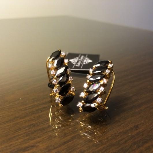 Agate Marquee Earrings!