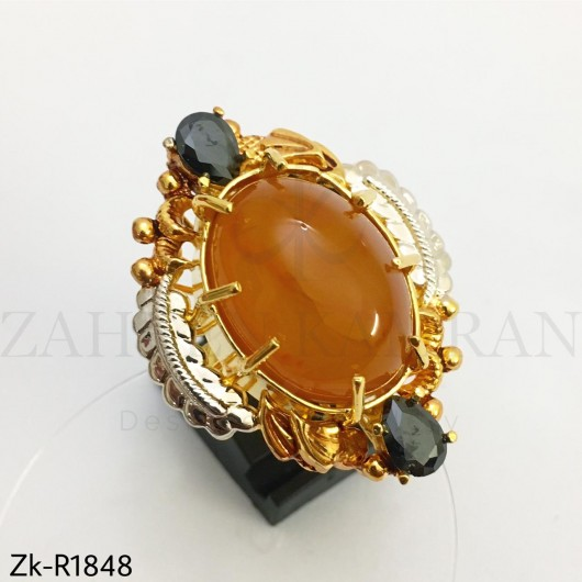 Traditional classic ring