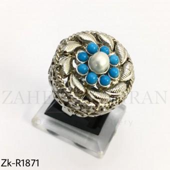 Feroza ball ring