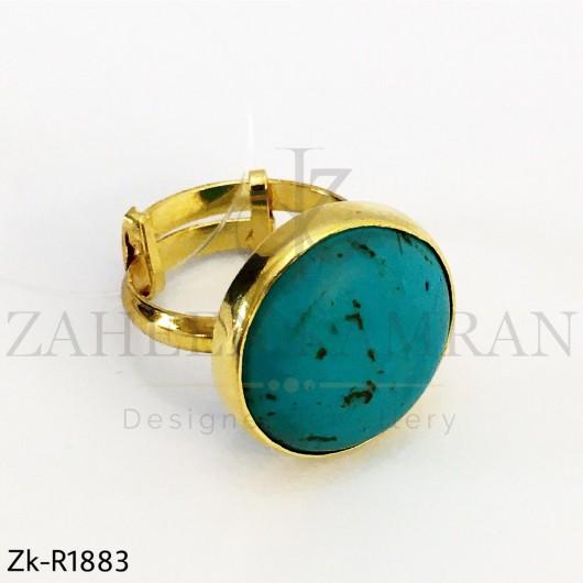 Feroza round ring