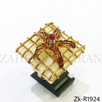 Square star ring