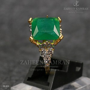 Excellent Emerald Ring