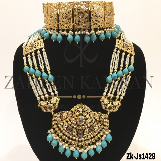 Aarian Necklace Set