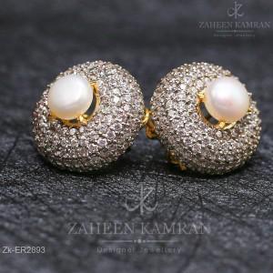 Zircons Pearl Tops