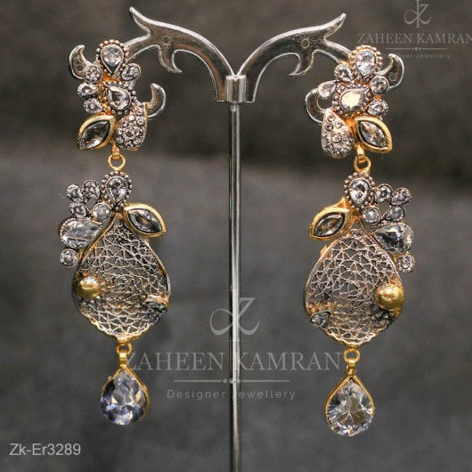 Antique Bubble Earrings