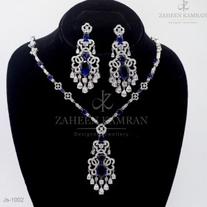 Remarkable Zircons Necklace