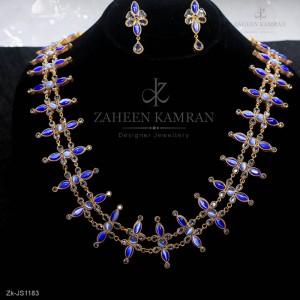 Excellent Sapphire Necklace